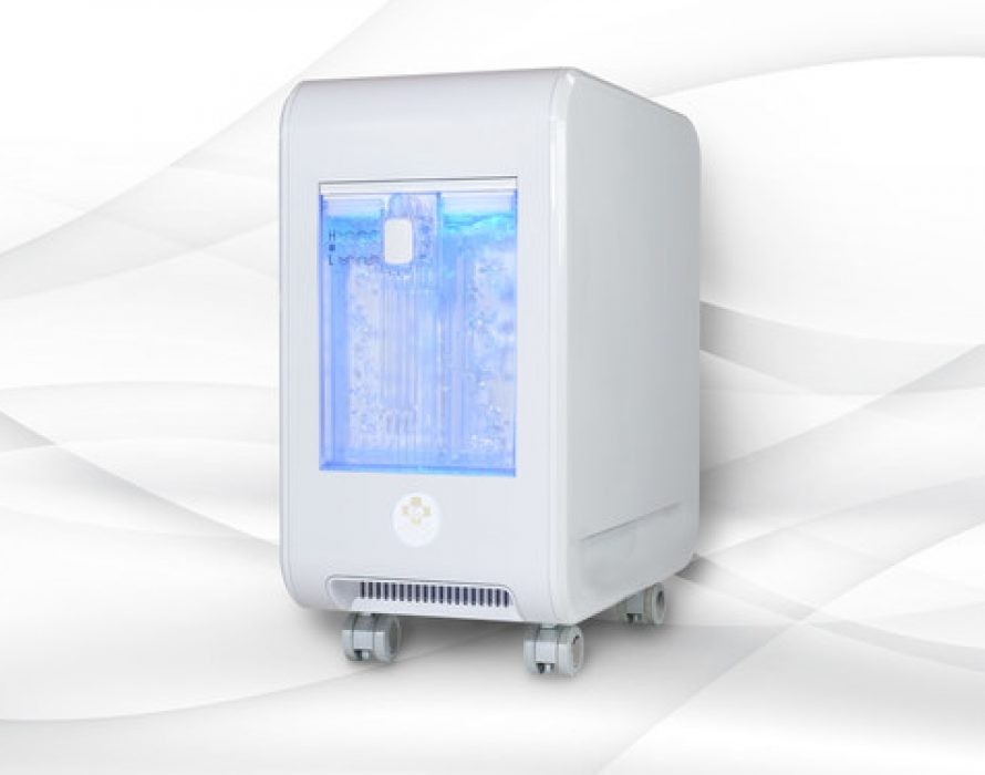 Asclepius Meditec's Hydrogen Oxygen Generator with Nebulizer is Expected to Alleviate the Oxygen Shortage Crisis during COVID-19 Pandemic