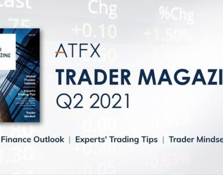 """ATFX is proud to announce the 1st issue of """"Trader Magazine"""""""