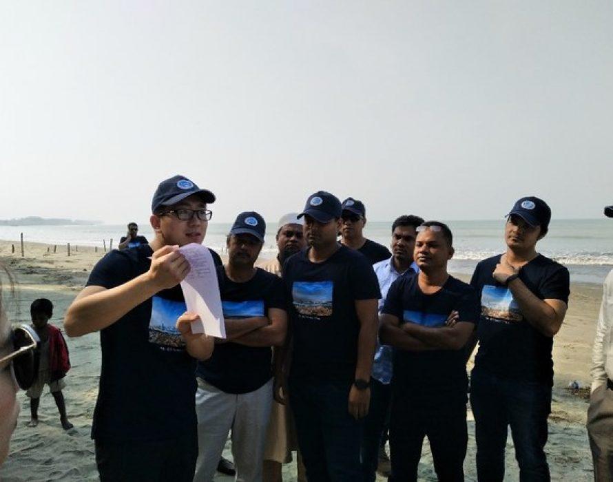 Bangladesh and China keep cooperating on marine spatial planning during COVID-19 pandemic