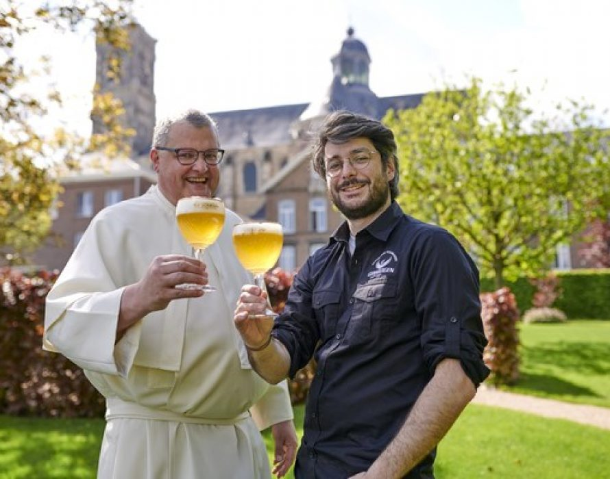 Brewing Returns to Grimbergen Abbey for the First Time in More Than 200 Years – Marking a New Chapter for Belgian Beer