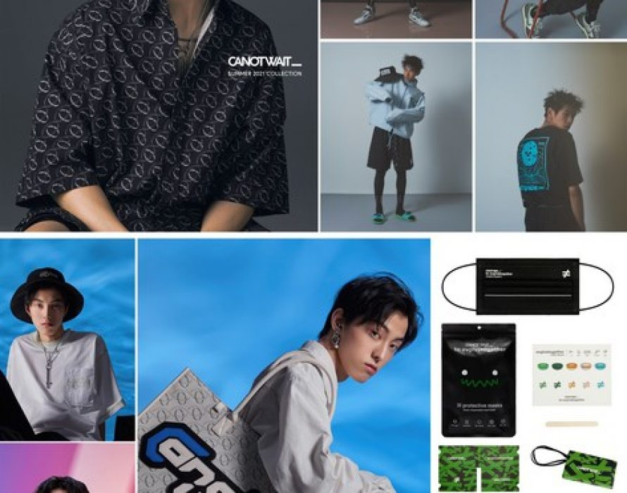 CANOTWAIT_ by William Chan Launches Its Summer 2021 Collection