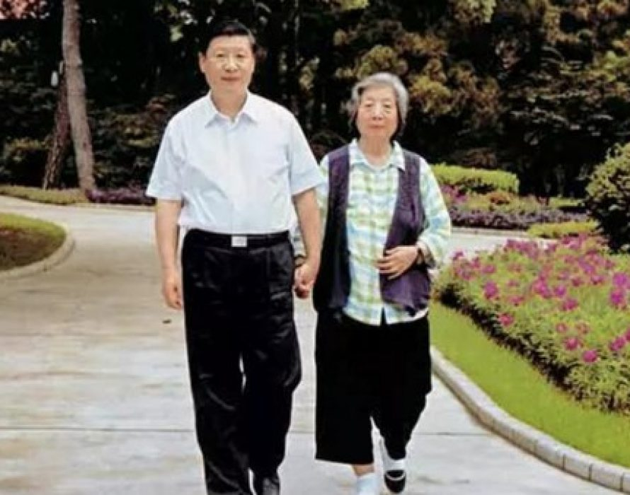 CGTN: How does Xi Jinping express gratitude and love to his mother?