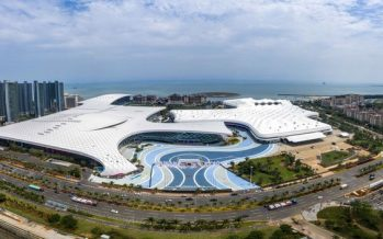 China's first Consumer Products Expo opens, with Switzerland as the guest of honor