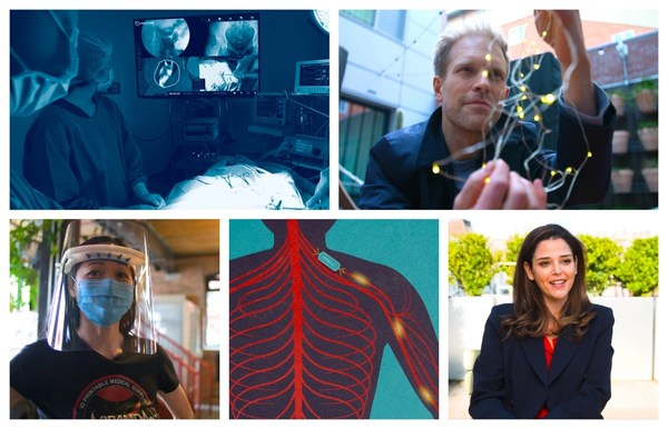 CNN's Saved by the Future meets the innovators transforming the healthcare industry