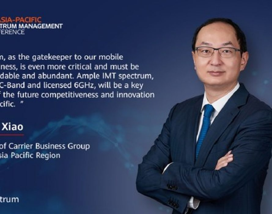 Dennis Xiao, President of Carrier Business Group, discusses the role of connectivity in uplifting innovation across the Asia Pacific region.