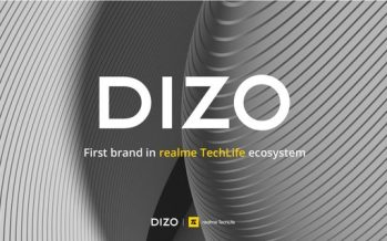 DIZO – the first brand in the realme TechLife Ecosystem announces its global launch