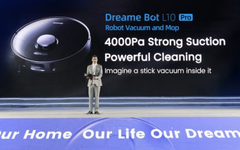 Dreame Technology Successfully Launches a Series of New Smart Home Cleaning Appliances Worldwide