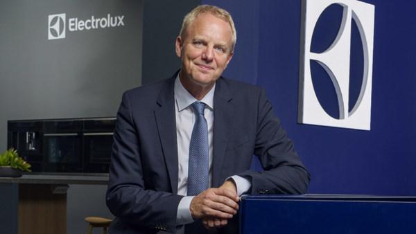 Jonas Samuelson, CEO Electrolux