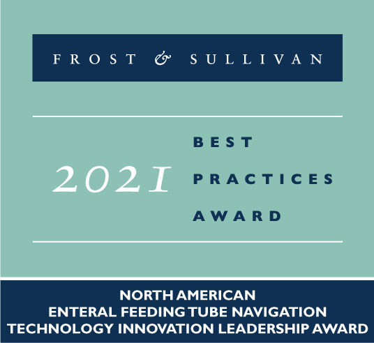 Frost & Sullivan's 2021 Technology Innovation Leadership Award