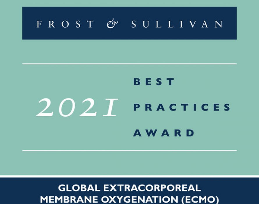 Eurosets Lauded by Frost & Sullivan for its Integrated ECLS System, ECMOLife