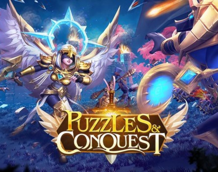 Explore Puzzles & Conquest, A Light Strategy Match-3 Game, Alongside Its CG Trailer
