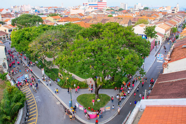 Lebuh Armenian Park in Georgetown, Penang is a great example of how placemaking can improve the quality of the public space experience and generate value to the surrounding community.