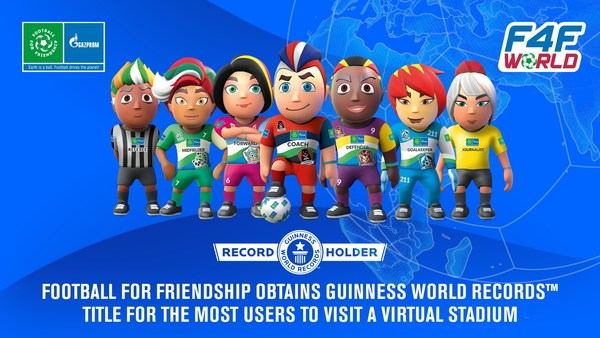 F4F obtains new GUINNESS WORLD RECORDS(TM) title