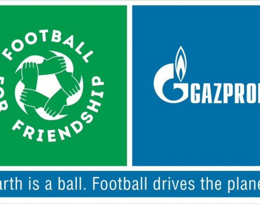 Football for Friendship organises International Friendship Camp: children from all over the world discuss the nine values of the programme