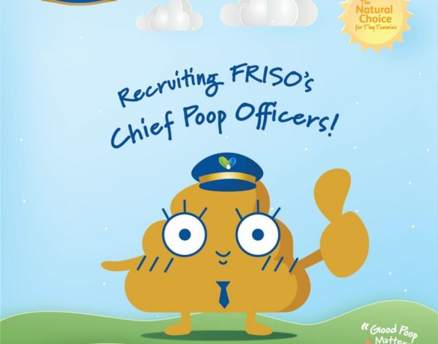 FRISO Launches Search for Chief Poop Officers on World Digestive Health Day