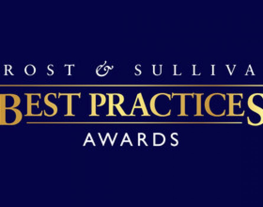 Frost & Sullivan Best Practices Awards Honors Asia-Pacific's Leading Companies