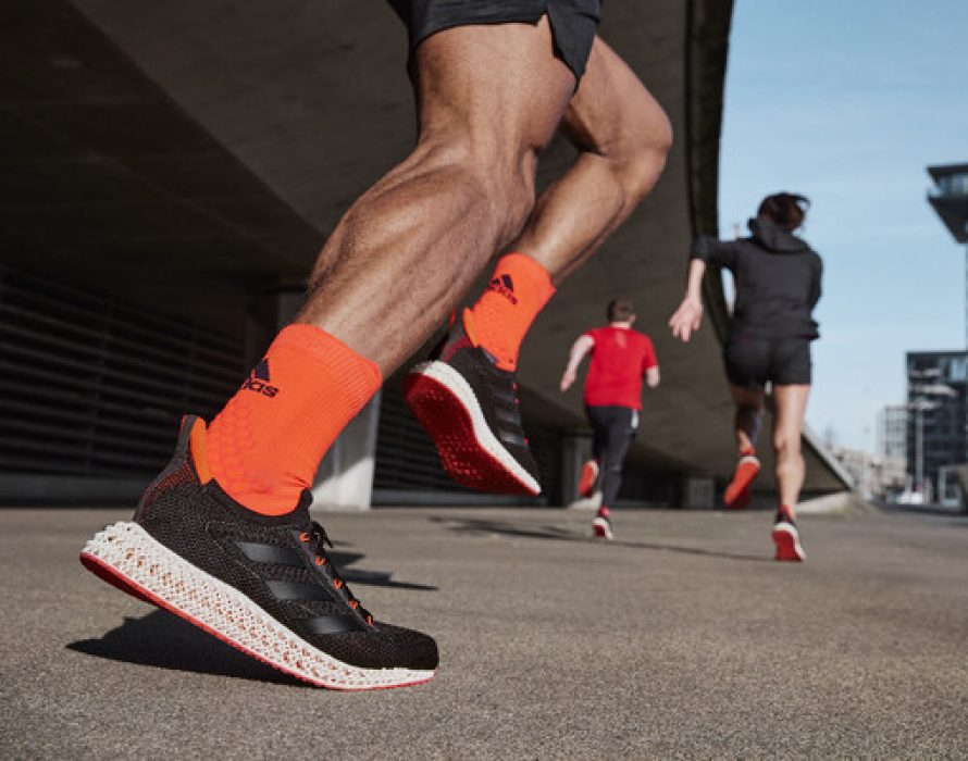 Introducing Adidas 4DFWD – Data-driven 3D Printed Performance Technology Designed To Move You Forward