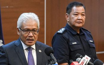 Lim: Hamzah would have been forced to resign as Home Minister