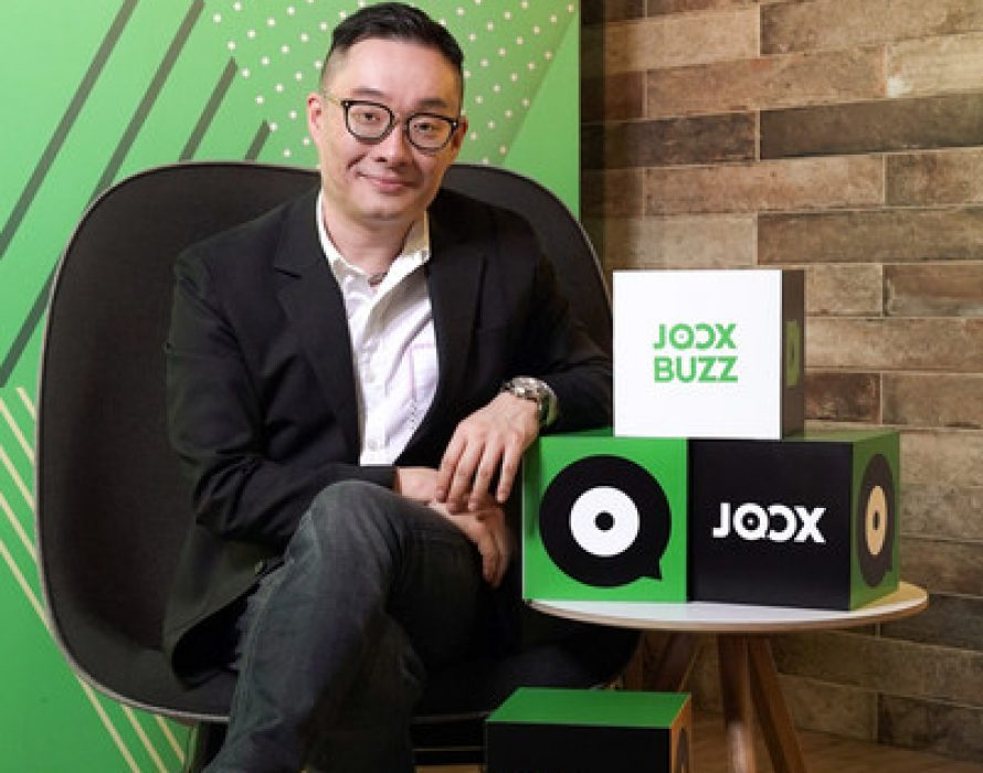 JOOX unveils new Buzz feature to strengthen its social entertainment ecosystem, building a larger, more interactive community of music fans