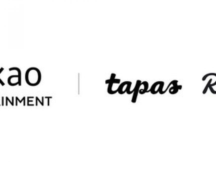 Kakao Entertainment Acquires Tapas and Radish Media, Two Leading U.S.-based storytelling platforms