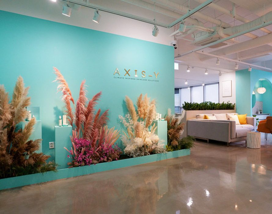 Korean Skincare Brand AXIS-Y Shares 3 ways of business growth in the Year of COVID