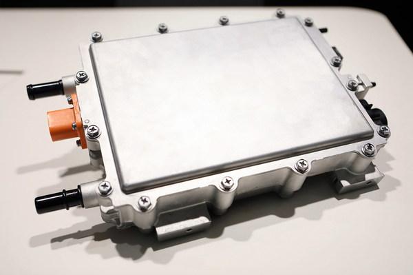 LG Innotek's DC-DC converter that the company supplies to Jaguar Land Rover.