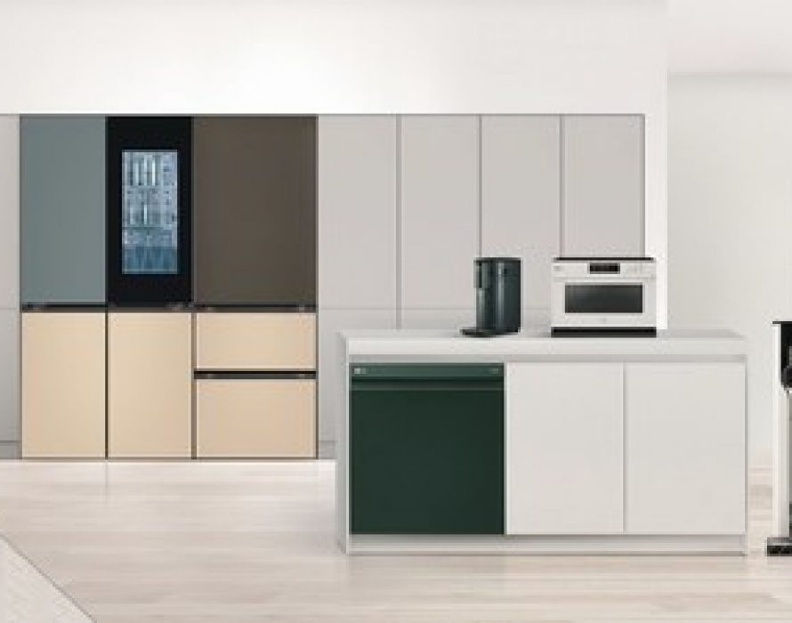 LG Objet Collection Heralds Global Era of Tailored Home Appliances