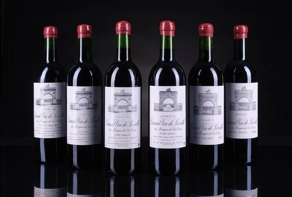 Lot 46 - Château Léoville-Las Cases Collection(6) | Miroir - Millésimes Secrets Case #8 | Est. HKD35,000 - HKD50,000 | Sold at HKD79,625