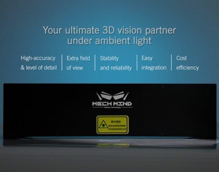 Mech-Mind Launches Next-Gen Mech-Eye Laser Industrial 3D Camera to Further Empower AI-defined Robotics