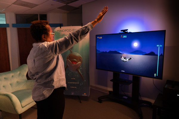 MindMaze's evidence-based digital therapeutics (DTx) are as highly engaging as video games while promoting the high dose, high intensity therapeutic movements that lead to restoration of function.