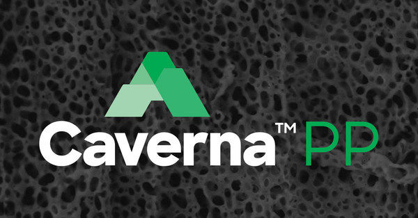 Infinite Material Solutions, LLC announced it official launch of a new 3D printing material, Caverna™ PP. It is the world's first extrudable thermoplastic with a water-soluble, co-continuous, microporous morphology.
