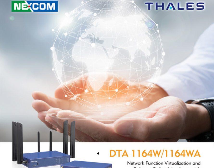 NEXCOM Develops Advanced 5G Solution Based on Award Winning Thales Cinterion IoT Technology