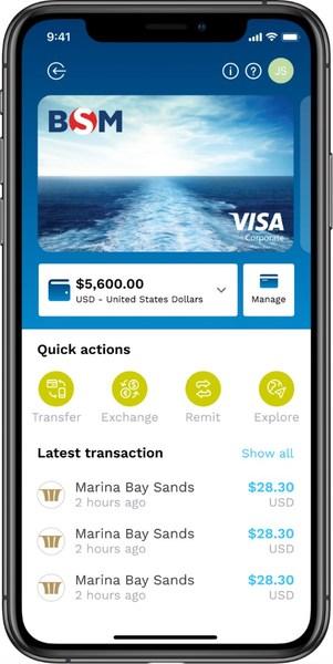 BSM Nium Pay App
