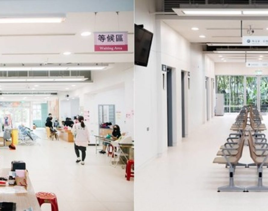 No More Lining up for Flu Shots, Experience Innovative Service Flow Design at Xizhi District Pubic Health Center