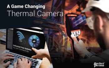 PerfectPrime Releases a Game Changing Thermal Camera for the Home Inspection Market