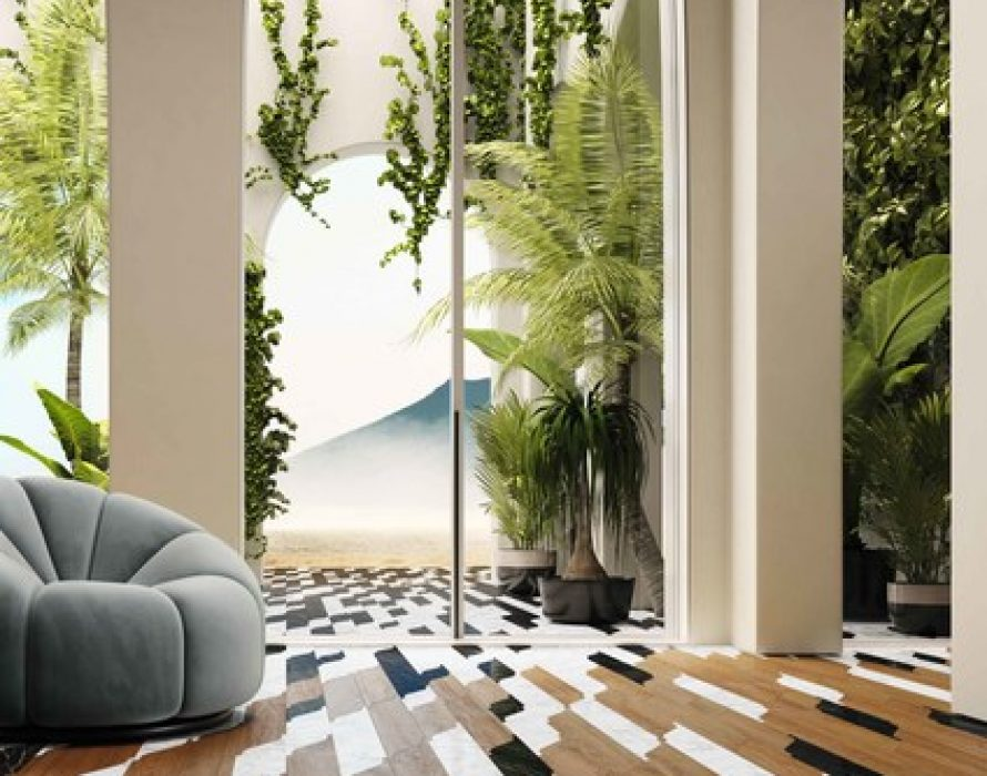 """Pininfarina and Corà present """"Miraggio"""", a new wooden floor collection that integrates technology, nature and well-being"""