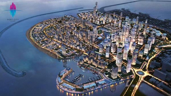 Port City Colombo a multi-services Special Economic Zone in Sri Lanka
