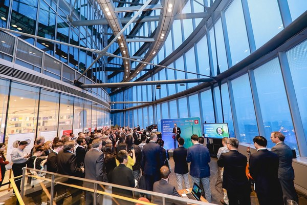 Sino-Swiss Energy Innovation Reception