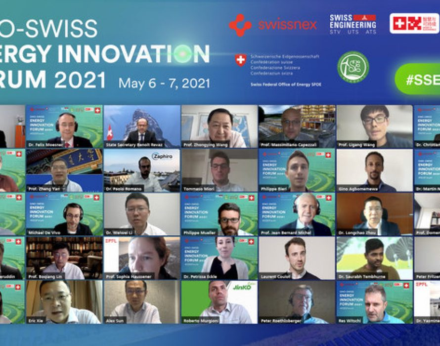 Reaching New Heights with Sino-Swiss Exchanges on Energy Innovation