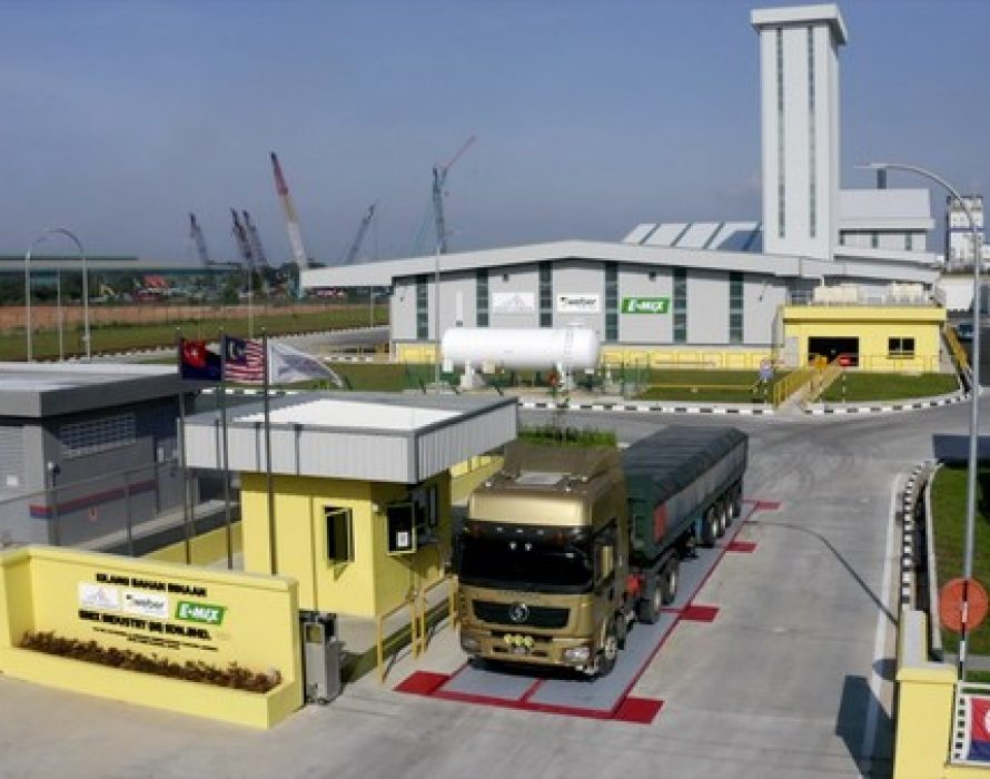 Saint-Gobain Malaysia Invested in a New Plant to Produce Advanced solution for Construction Applications