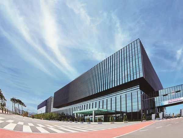 Samsung Biologics Manufacturing Plant in Songo, Incheon, South Korea