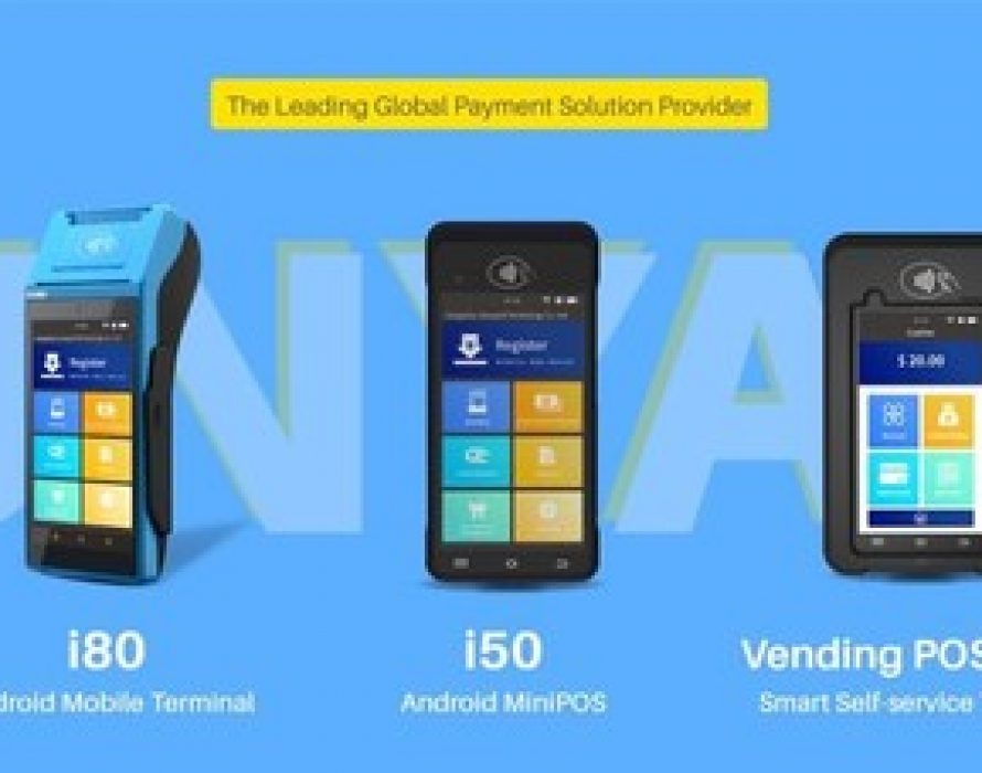 Sunyard i80 Android Mobile Payment Terminal