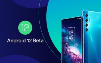 TCL 20 Pro 5G Joins Android 12 Developer Preview Program at Google I/O 2021