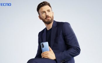 TECNO Appoints Internationally Renowned Actor Chris Evans as its global brand ambassador
