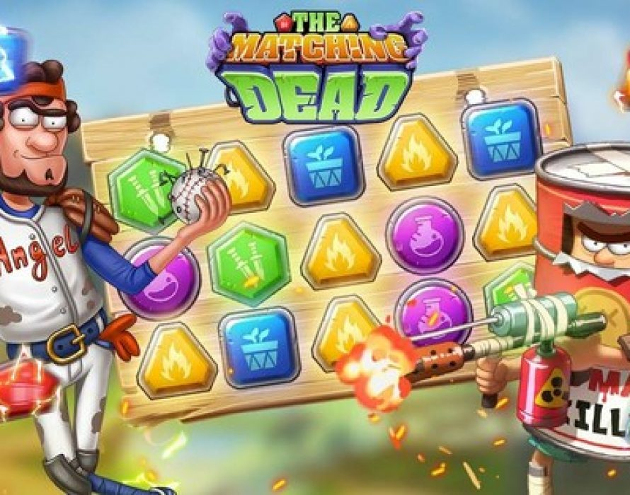 The Matching Dead, A Brand-new Cartoony Match-3 Zombie RPG is coming to Google Play Store