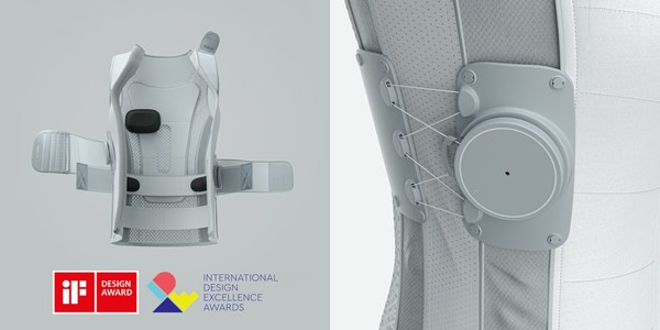 Spinamic, the world's first hybrid scoliosis brace that developed by VNTC