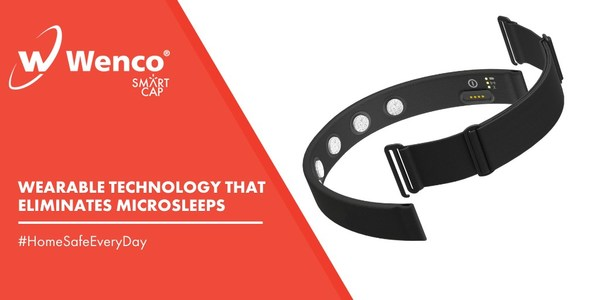 SmartCap assesses real-time fatigue levels and monitors for oncoming microsleeps that create safety hazards. The SmartCap device has over 5,000 users globally in mining, trucking, and other industries.