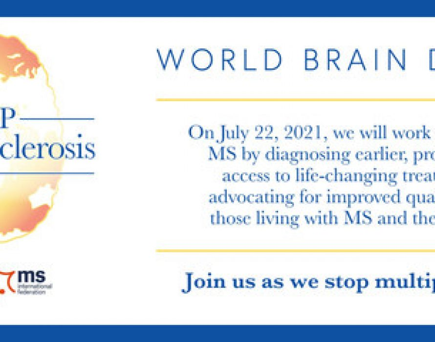 World Brain Day 2021 Dedicated to Multiple Sclerosis