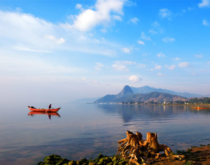 Xinhua Silk Road: Southwest China's Yunnan puts efforts in ecological protection of local scenic lake