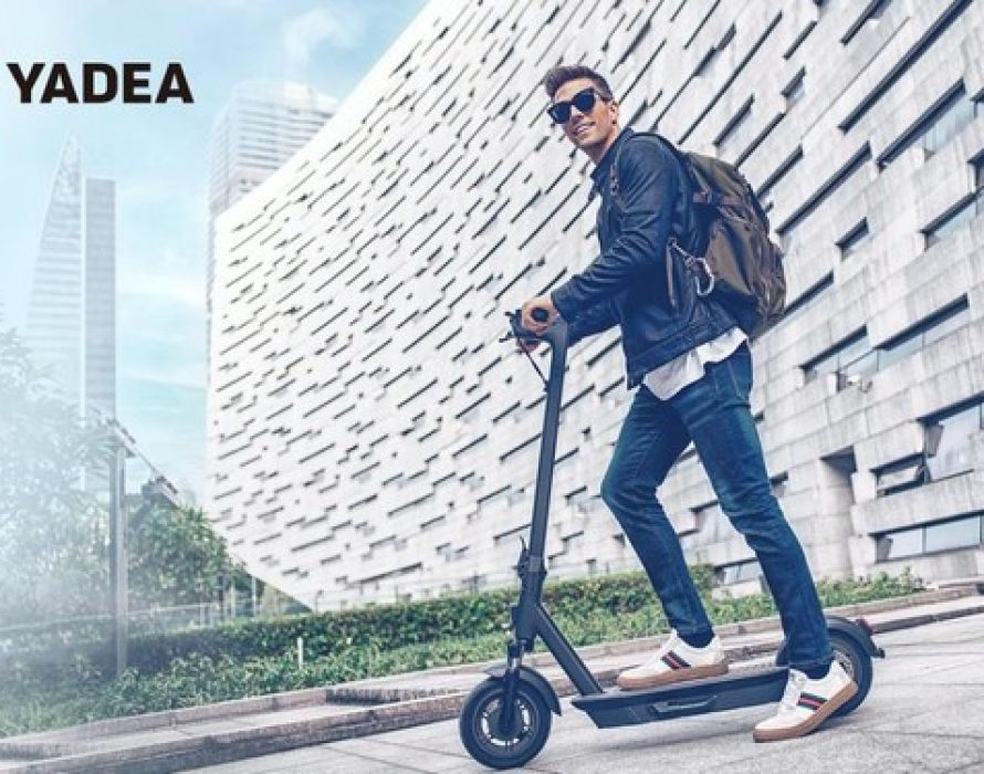 Yadea Launches KS5 Series, Leading the Way for Green Travel